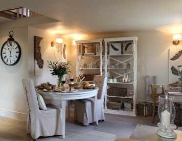 luxury self-catering in Shropshire