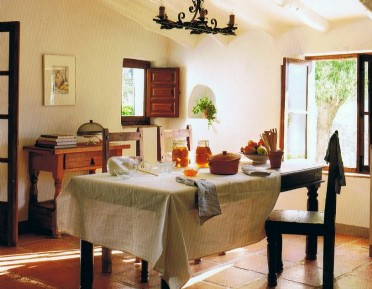 self catering Andalucian farmhouse