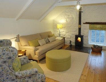 Luxury romantic self-catering cottage in St Ives