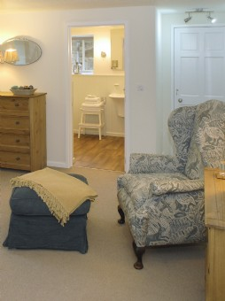 self-catering cottage in St Ives