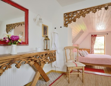 Romantic Luxury B&B near Budapest