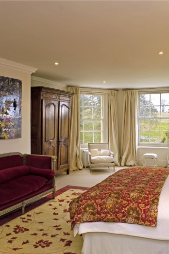 Luxury self catering country house in Cotswolds