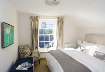 Luxury self-catering holiday in St Mawes
