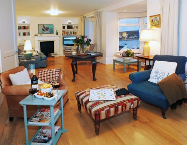 self-catering holiday properties St Mawes