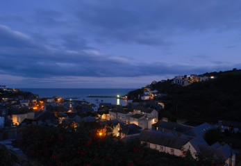 large self catering coastal Mevagissey