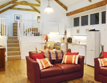 Luxury holiday cottage hideaway close to St Ives