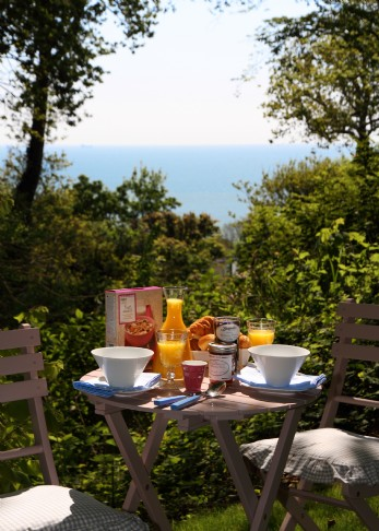 Allotjament amb cuina de luxe a Shanklin, Isle of Wight